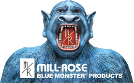 Blue Monster on logo