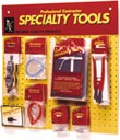 Specialty Tools Display