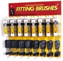 2'x2' Fitting Brush Display