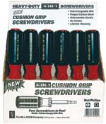 4-in-1 Screwdriver Display