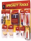 Specialty Tools Plumbing Display