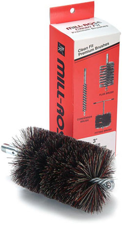 furnace cleaning brush