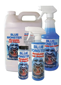 Blue Monster Microbubble Leak Detector