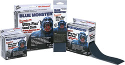 Blue Monster Ultra Flex abrasive cloth