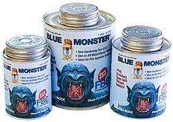 Blue Monster Stay-Soft PTFE Thread Sealant