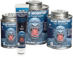 Blue Monster Thread Sealant