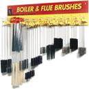 Boiler & Flue Brush Display