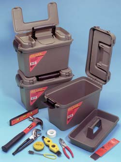 Heavy duty drybox
