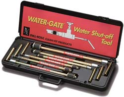 water-gate water shut off kit