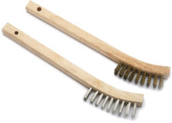 appliance type brushes