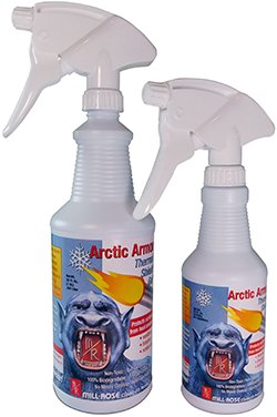 Arctic Armor Spray-on Thermal Shield Gel