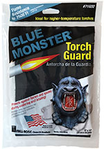 Blue MonsterTorch Guard Flame Blanket