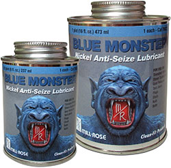 Blue Monster Nickel Anti-Seize Lubricant