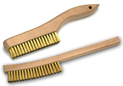 Platers Brushes