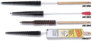 refrigeration coil cleaning brushes