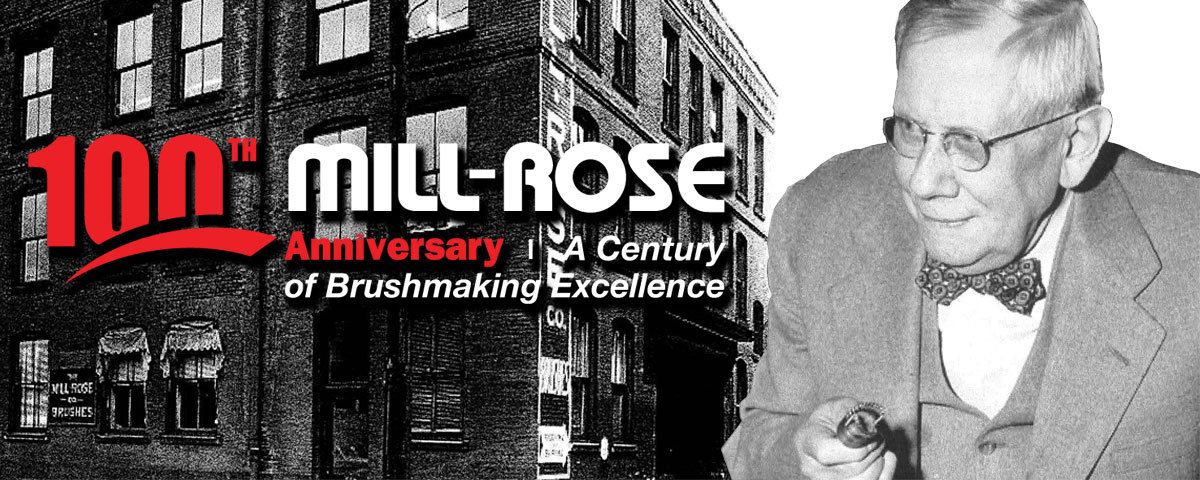 Mill Rose 100th Anniversary