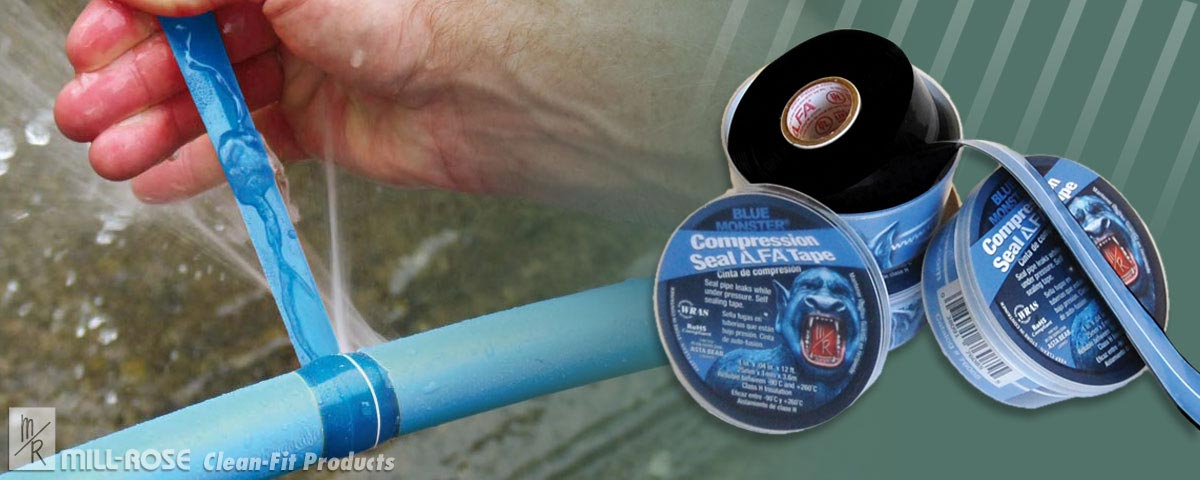 Blue Monster LLFA Compression Seal Tape